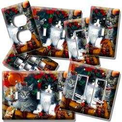 ADORABLE LITTLE KITTENS KITTY CATS LIGHT SWITCH WALL PLATE O