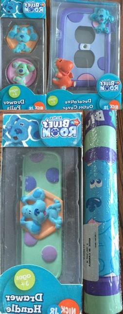 Blues Clues Bedroom items-Drawer Knobs-Drawer Handles-Outlet