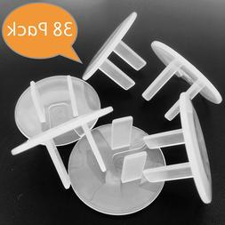Clear Outlet Covers Baby Proofing - Vmaisi 38 Pack Electrica