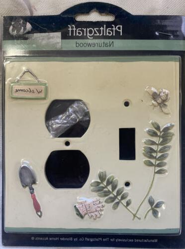 naturewood outlet switch cover xnatwd03or