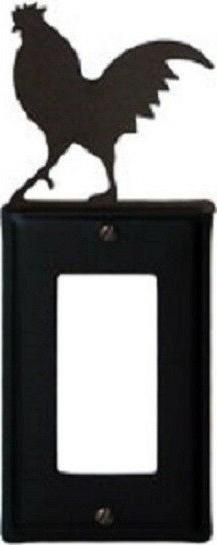 wrought iron gfi covers wall plates