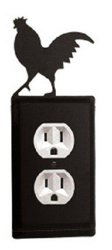Wrought Iron Outlet Covers / Wall Plates