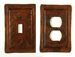 Rustic Switch Plate/Outlet Covers - Many configurations to c